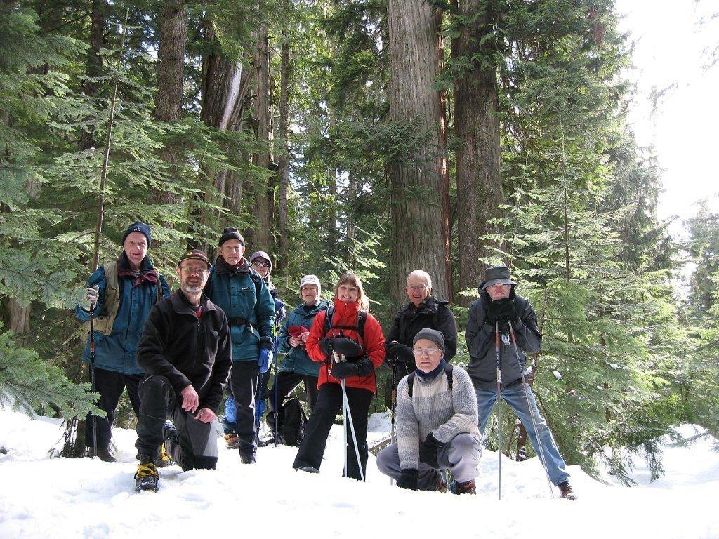 OGCS Snowshoe Trip